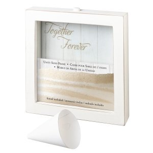 Small Unity Sand Ceremony Picture Frame image