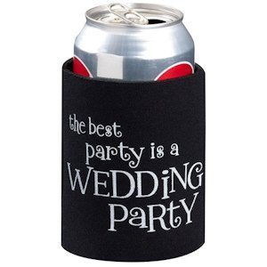 Wedding Party Can Koozies image