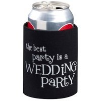Wedding Party Can Koozies