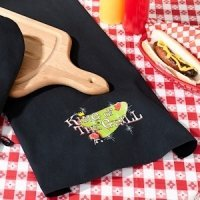 King of The Grill Towel