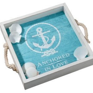 Anchored in Love Wedding Tray image