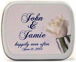 Filled Happily Ever After Mint Tin image