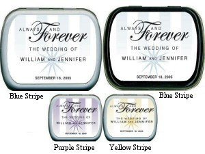 Filled Always & Forever Mint Tin image