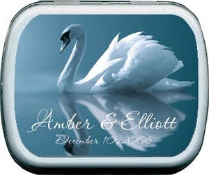 Filled Swan Mint Tin image