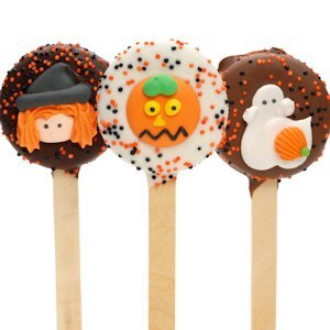 Halloween Oreo Pop Cookie Favors image
