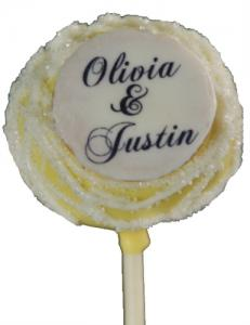 Cake Pops - Personalized image