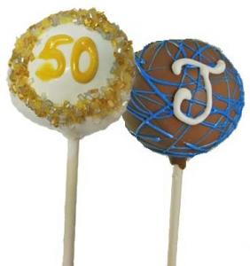 Cake Pops - Numbers or Letters image
