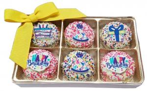 Oreo Cookies - Happy Birthday Sweet Dcor Gift Box image
