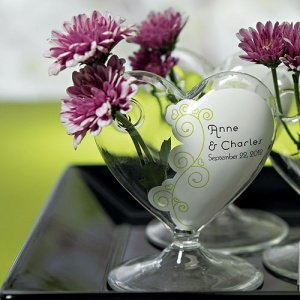 Personalized Bud Vase Cling (17 Colors) image