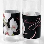 Classic Orchid Mini Luminary Wrap (Set of 12)