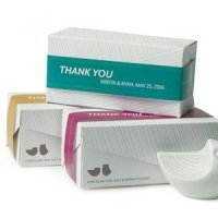 Thank You Paper Wrap Ribbons (Set of 16)