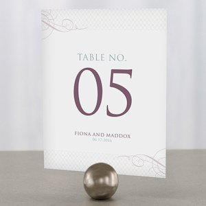 Contemporary Vintage Table Numbers image