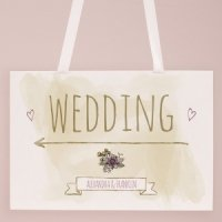 Natural Charm Directional Poster