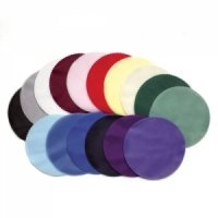 Scalloped Edge Tulle Circles (Set of 50 - 12 Colors)