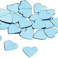 Metallic Heart Confetti (3 colors)