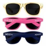 Bridal Party Personalized Sunglasses