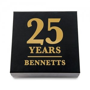 Anniversary Years Premium Gift Box - White or Black image