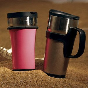 Insulated Hot or Cold Drink Traveler image