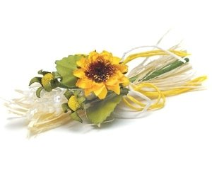 Yellow Sunflower Mini Bouquet - 12 Pack image