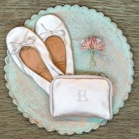 Pocket Shoes with Personalized Carry Case
