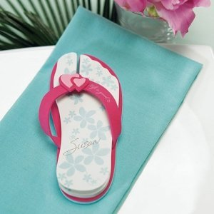 Life is Good Flip Flop Note Pads (6 Pack) image