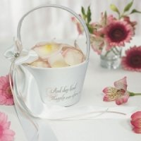 Princess Dreams Cinderella Flower Girl Basket