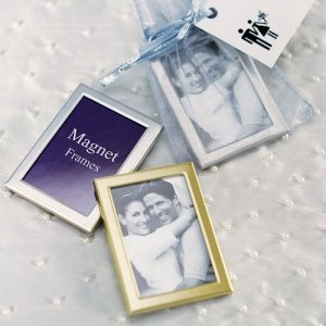 Magnet Back Mini Photo Frames (Set of 3) image