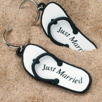 Flip Flop Themed Favors