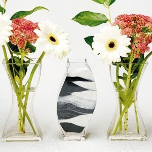 Personalized Unity Sand Vases (3 Pc Nesting Set) image