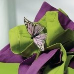 Hand Painted Butterflies (Set of 12)