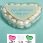 Heart Shaped Candy Containers (Set of 12)