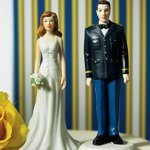 US Army Military Groom Wedding Cake Topper (Mix & Match)