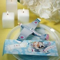 Love is in the Air Glider Wedding Favors (Set of 12)