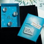 Gift Boxed 'Fridge Bling' Magnet Wedding Favors