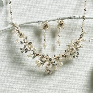 Garden Necklace & Earring Set image