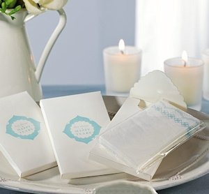 Tiffany Blue Happy Tears Tissues - Pack of 12 image