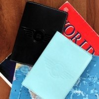 Mr. and Mrs. Passport Holders Gift Set