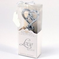 Celtic Love Knot Bottle Stopper Wedding Favor