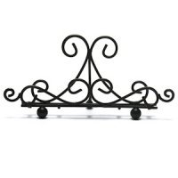 Ornamental Wire Short Stationery Holders (Set of 6)