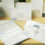 Special Delivery Airmail Stationery (Set of 25)