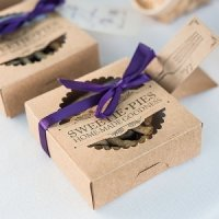 'Sweetie Pies' Mini Pie Favor Packaging Kit (Set of 20)
