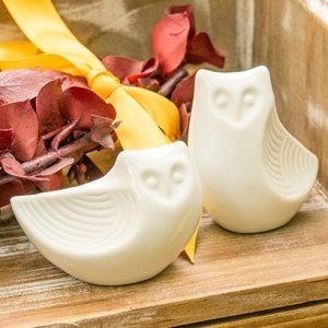 Owl Salt & Pepper Shakers image