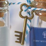 Antique Key Charms - 4 Designs
