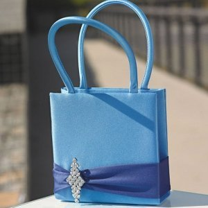 'The Crystal' Color Personality Petal Purse (Many Colors) image