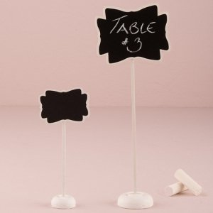 Decorative Chalkboard with Stand (2 sizes) image