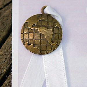 Globe Charms (Set of 12) image