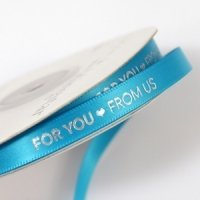 For You - From Us Ribbon
