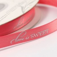 Love is Sweet Ribbon