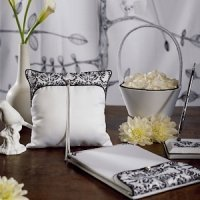 Love Bird Damask Accessories