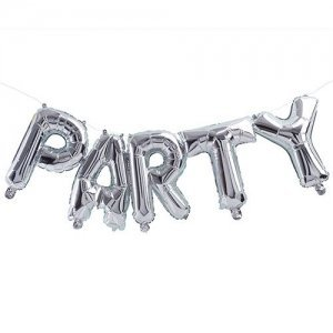 Party Metallic Balloon Pack image